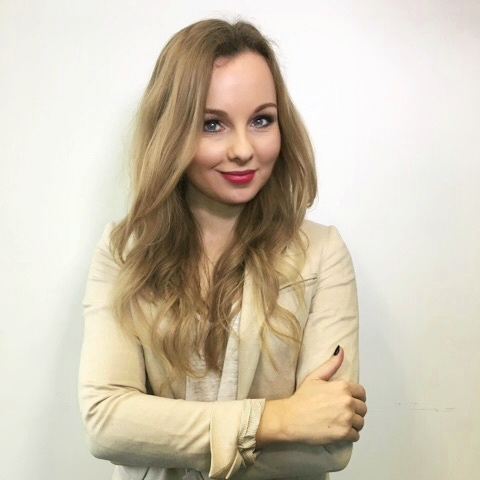 Anna Dyda, Brand Marketing Manager