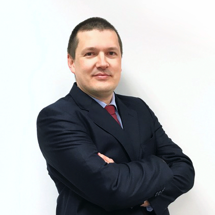 Nikolay Yamaliev, Business Unit Manager, Sofia